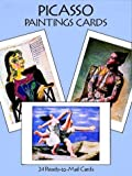 Picasso Paintings Cards: 24 Ready-to-Mail Cards (Dover Postcards)