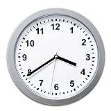HitPlay Metal Clock Safe - silver