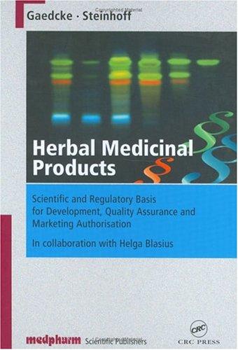 Herbal Medicinal Products