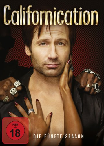 Californication - Die fünfte Season [3 DVDs]
