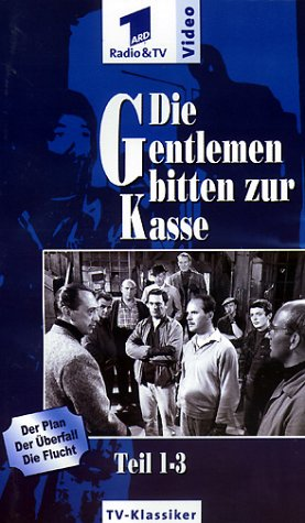 Die Gentlemen bitten zur Kasse (Teil 1-3) [VHS]