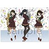 響け!ユーフォニアム B2ポスター 3年生 京都アニメーション