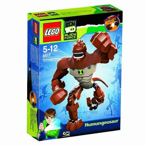 Lego Ben 10 Alien Force 8517: Humungousaur By Lego Picture