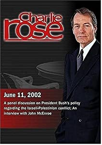 Charlie Rose with Michael Tarazi & Henry Siegman; John McEnroe (June 11, 2002)