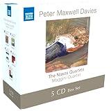 Peter Maxwell Davies: The Naxos Quartets