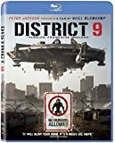 District 9 (Bilingual) [Blu-ray]