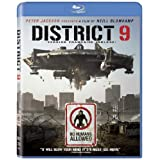District 9 Bilingual [Blu-ray]by Sharlto Copley