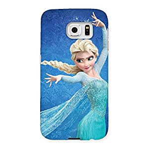Ajay Enterprises Div Animated Frozings Back Case Cover for Samsung Galaxy S6