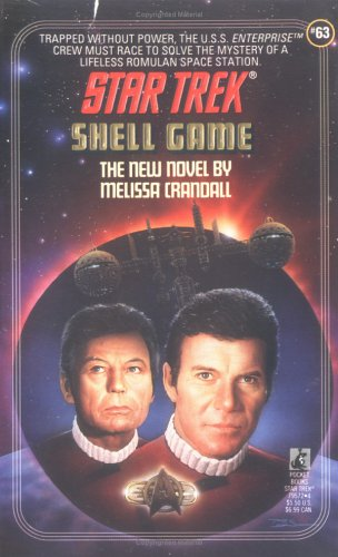 Shell Game (Star Trek, Book 63), MELISSA CRANDALL