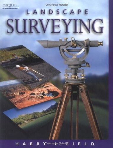 Landscape Surveying - Delmar Cengage Learning - DE-1401809618 - ISBN:1401809618