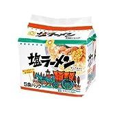 マルちゃん 塩ラーメン 袋 5食パック×6個