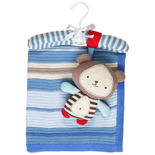 Baby Knitted Blankets front-1077633