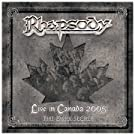 Live in Canada 2005-the Dark Secret/Ltd.