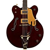 Gretsch Guitars G6122II Chet Atkins Country Gentleman Electric Guitar Walnut Stain