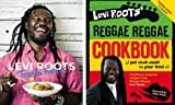 Levi Roots LEVI ROOTS: FOOD FOR FRIENDS & REGGAE REGGAE COOKBOOK : 2 BOOKS COLLECTION