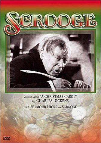 Scrooge 1935 Cover
