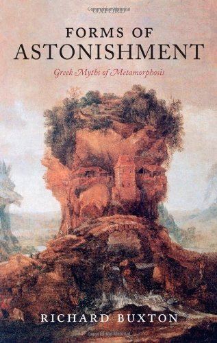 Forms of Astonishment: Greek Myths of Metamorphosis PDF