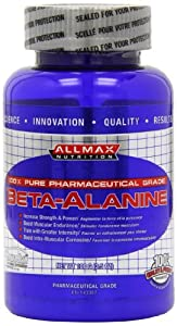 Allmax Nutrition Beta Alanine 100 Grams