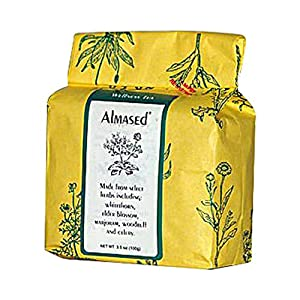 Almased Wellness Tea, 3.5 oz