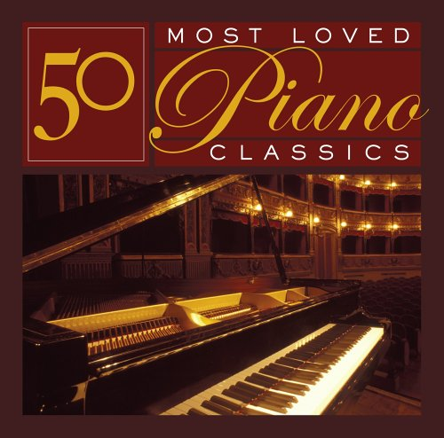 Beethoven - 50 Most Loved Piano Classics - Zortam Music