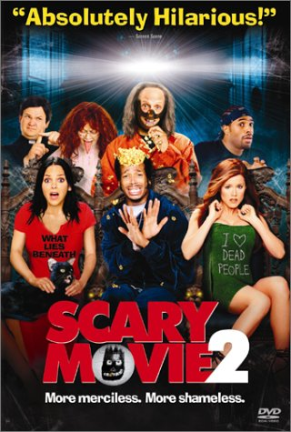 Scary Movie 2 / Очень страшное кино 2 (2001)
