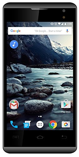 FIGO Virtue 4.0 - Unlocked Dual Sim Smartphone - US GSM (Black)