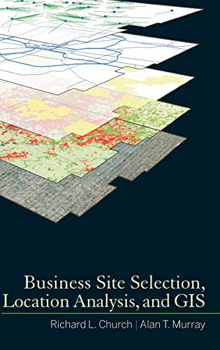 Business Site Selection, Location Analysis and GIS