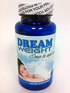 Dreamweight - Night Time Diet Pills - Weight Loss Pills For Women That Work Fast - Achieve Your Dream Body - All Natural Weight Loss Pills from Non Nocere Labs