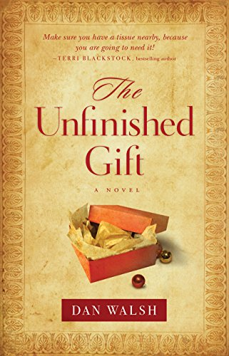 The Unfinished Gift (The Homefront Series Book #1): A Novel cover