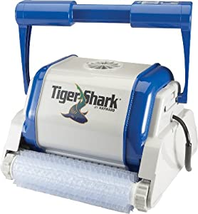 Hayward RC9990 TigerShark Quick Clean 110-Volt/24-VDC Robotic Pool Cleaner (Discontinued by Manufacturer)