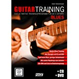 "Guitar Training Blues + CD + DVD: Das ultimative Trainingsprogramm f�r die E-Gitarrevon ""Helmut Hage"""