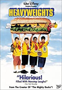 Heavyweights by Walt Disney Video