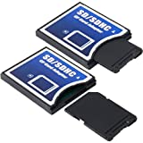 Link Depot Secure Digital SD to CompactFlash Memory Adapter (LD-SD-CF)