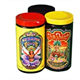FoxFarm FX14045 Open Sesame, Beastie Bloomz & Cha Ching Soluble Granular Fertilizer Tri-Pack, 3/1-Pound Canisters