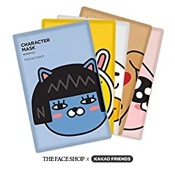 The FACE Shop Character Mask Kakao Friends 23g * 2ea