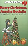 img - for Merry Christmas Amelia Bedelia by Peggy Parish (Sep 19 2002) book / textbook / text book