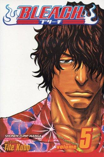 BLEACH ブリーチ コミック5巻 (英語版)