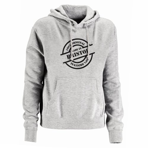 Made In Bristol Mens Hoodie, Size Small