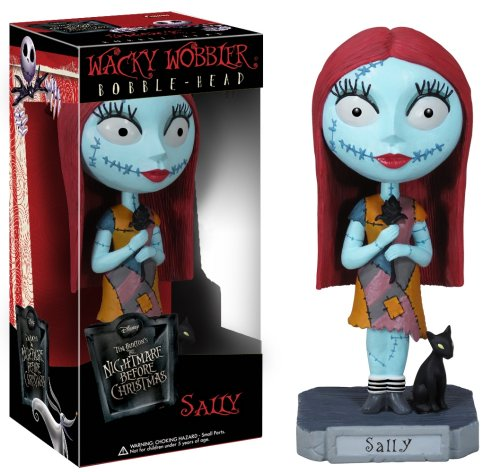 Funko - Figurine - Nightmare Before Christmas - Sally Bobblehead - 0830395026343