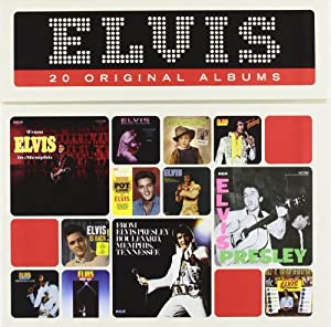 ELVIS PRESLEY - Elvis: 20 Original Albums - Amazon.com Music