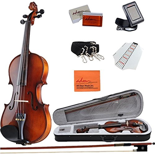 adm-4-4-full-size-handmade-wooden-acoustic-violin-outfit-with-hard-case-beginner-pack-for-student