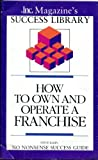 img - for How to Own and Operate a Franchise (No Nonsense Success Guide) book / textbook / text book