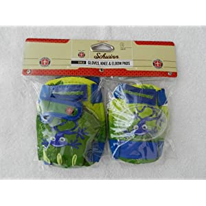 Mongoose Bike Knee Elbow Pads