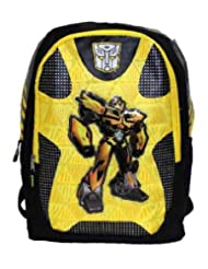 Transformers Prime Bumblebee School Backpack