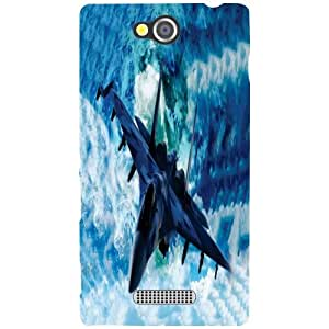 Sony Xperia C Back Cover - Matte Finish Phone Cover