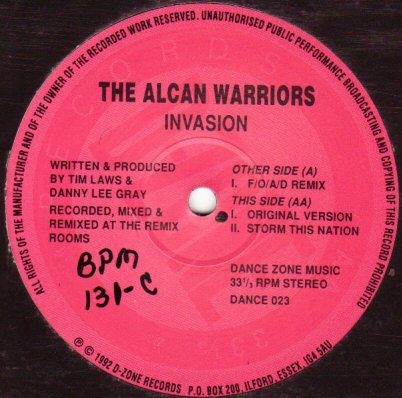 alcan-warriors-invasion
