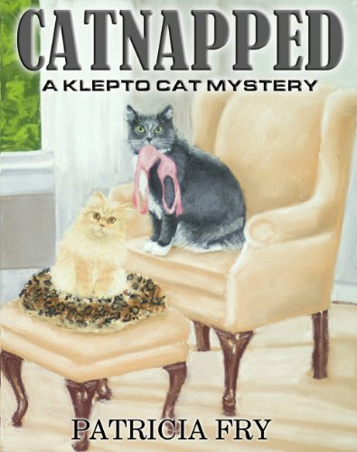 Free Kindle Book : Catnapped (A Klepto Cat Mystery Book 1)