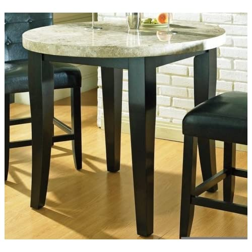 "Steve Silver Company Monarch Counter Table, 40"" x 40"" x 36"""