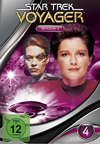 Star Trek - Voyager: Season 4 [7 DVDs]