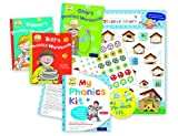 Laura Sharp Oxford Reading Tree Read With Biff, Chip, and Kipper: My Phonics Kit (Read With Biff Chip & Kipper)